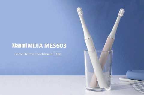 Xiaomi Mijia T100 - [Newest Version] Xiaomi Mijia T100 Mi Smart Electric Toothbrush Banggood Coupon Promo Code