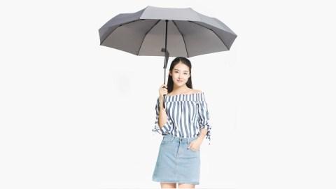 Xiaomi 2 3 People Automatic Umbrella - Xiaomi 90Fun 2-3 People Automatic Umbrella Banggood Coupon Promo Code