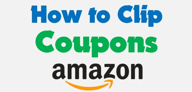 Learn How Clip Coupons on Amazon : Video