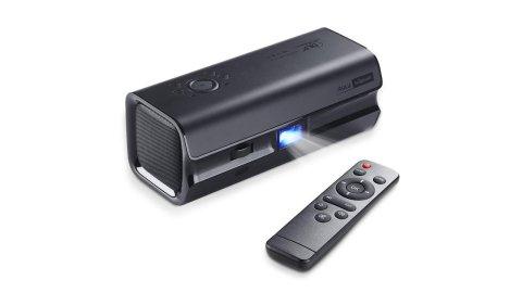 iRULU Mini DLP Projector - iRULU Hibeam H60 Mini DLP Projector Amazon Coupon Promo Code