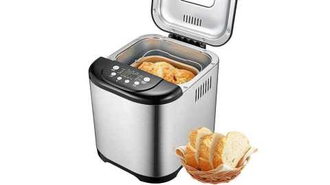 Aicok 2 Pound Beginner Friendly Bread Maker - Aicok 2 Pound Beginner Friendly Bread Maker Machine Amazon Coupon Promo Code