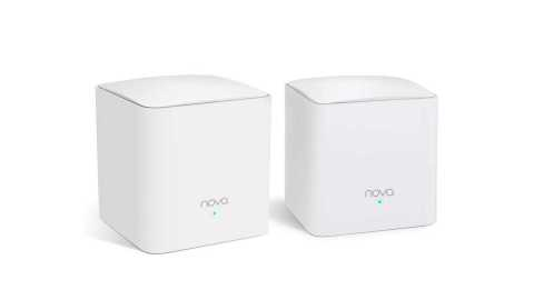 Tenda NOVA Mw5S - Tenda NOVA Mw5S Whole Home Mesh WiFi System [2-Pack] Amazon Coupon Promo Code