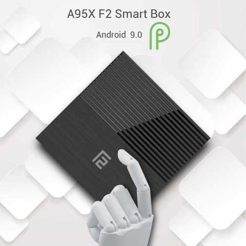 A95X F2 Smart TV Box - A95X F2 Smart TV Box Gearbest Coupon Promo Code [4+32GB]