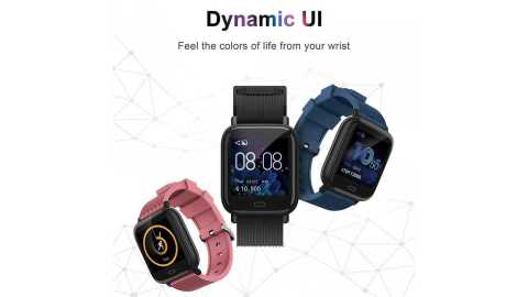Bakeey G20 - Bakeey G20 Dynamic Smart Watch Banggood Coupon Promo Code