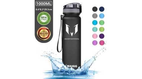 MAIGG Best Sports Water Bottle - MAIGG Sports Water Bottle Amazon Coupon Promo Code