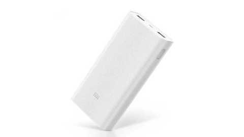 Xiaomi 2C 20000mAh power bank - Xiaomi 2C 20000mAh Power Bank Banggood Coupon Promo Code [Czech Warehouse]