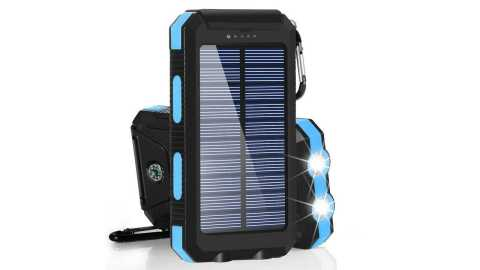 BESWILL 10000MAH Solar Phone Charger - BESWILL 10000MAH Solar Phone Charger Amazon Coupon Promo Code