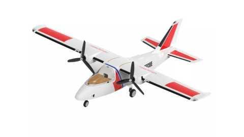 Sonicmodell Binary - Sonicmodell Binary RC Airplane KIT Banggood Coupon Promo Code [Czech Warehouse]