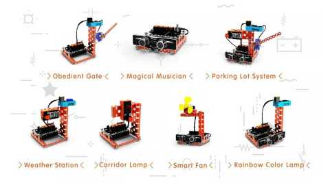 WeeeMake DIY Smart RC Robot Kit - WeeeMake DIY Smart RC Robot Kit Banggood Coupon Promo Code
