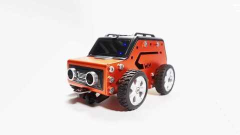 WeeeMake WeeeBot Mini Smart RC Robot Car - WeeeMake WeeeBot Mini Smart RC Robot Car Banggood Coupon Promo Code