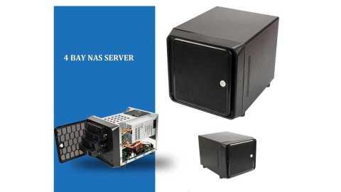 4 BAY NAS SERVER - 4 Bay NAS Disk Station Case Banggood Coupon Promo Code