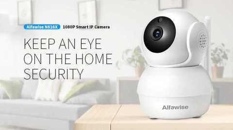 alfawise n816 1080p smart ip camera