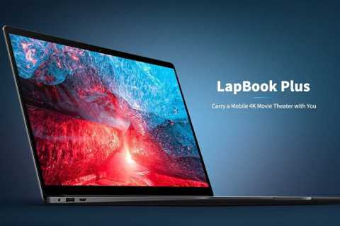 CHUWI LapBook Plus - CHUWI LapBook Plus 15.6 inch Laptop 4K Screen Gearbest Coupon Promo Code [8+256GB]