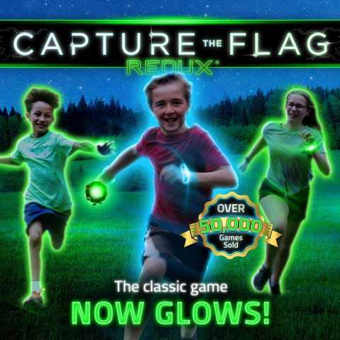 Capture the Flag REDUX - Capture the Flag REDUX Amazon Coupon Promo Code