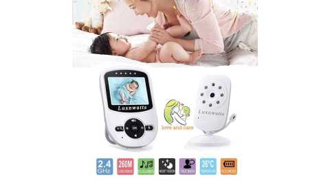 Elysia Wireless Home Security Baby Monitor - Luxnwatts Video Baby Monitor Amazon Coupon Promo Code