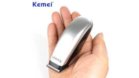 Kemei KM 666 Mini Electric Hair Clipper - Kemei KM-666 Mini Electric Hair Clipper Banggood Coupon Promo Code
