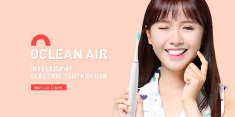 xiaomi oclean air sonic electrical toothbrush