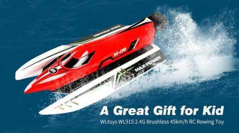 wltoys wl915 rc rc boat 45km/h