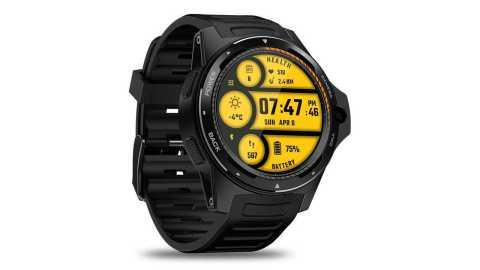 zeblaze thor 5 smart watch phone