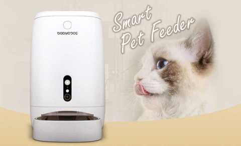 babycoco Automatic Pet Feeder - babycoco Automatic Pet Feeder Gearbest Coupon Promo Code