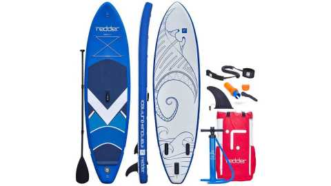 redder Inflatable Stand Up Paddle Board - redder Inflatable Stand Up Paddle Board Amazon Coupon Promo Code