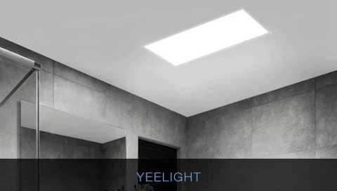 YEELIGHT YLMB06YL - Xiaomi YEELIGHT YLMB06YL Smart LED Ceiling Panel Light Gearbest Coupon Promo Code