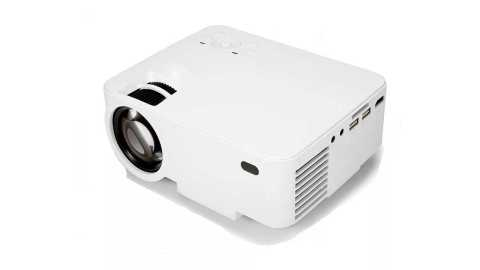 Augibe 1080P 3D CINEMA LED Mini Projector - Augibe 1080P LED Mini Projector Banggood Coupon Promo Code