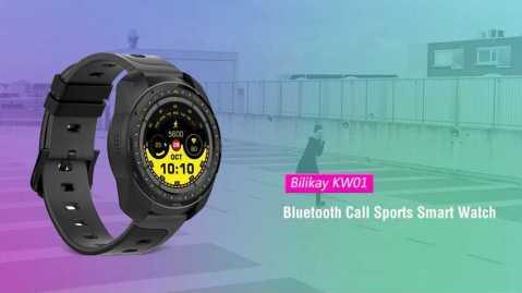 Bilikay KW01 Smart Watch