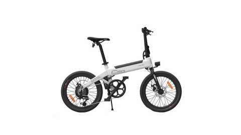 HIMO C20 - Xiaomi HIMO C20 Foldable Electric Bicycle Gearbest Coupon Promo Code [Poland Warehouse]
