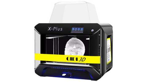 QIDI TECH Large X Plus - QIDI TECH Large X-Plus 3D Printer Gearbest Coupon Promo Code [Europe Warehouse]