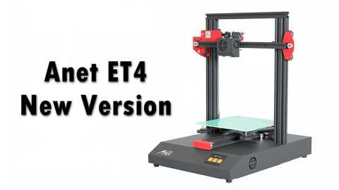 Anet ET4 - Anet ET4 3D Printer Gearbest Coupon Promo Code [New Version]