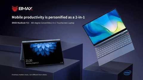 BMAX Y13 Laptop