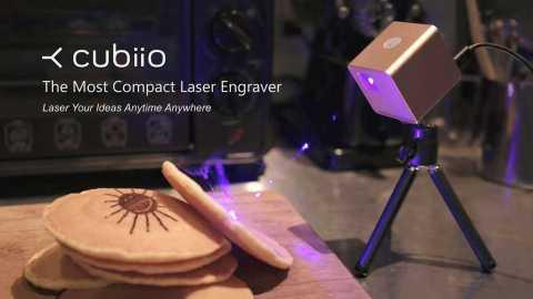 Cubiio Intelligent Laser Engraving Machine - Cubiio Laser Engraving Machine Banggood Coupon Promo Code