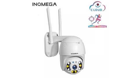 INQMEGA 1080P ip camera - INQMEGA 1080P 360° PTZ Waterproof IP Camera Banggood Coupon Code [Czech Warehouse]