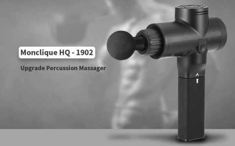 Monclique HQ 1902 Massage Tool - Monclique HQ - 1902 Massage Tool Gearbest Coupon Promo Code