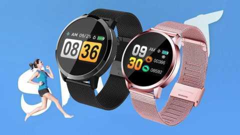 newwear q8 smart watch