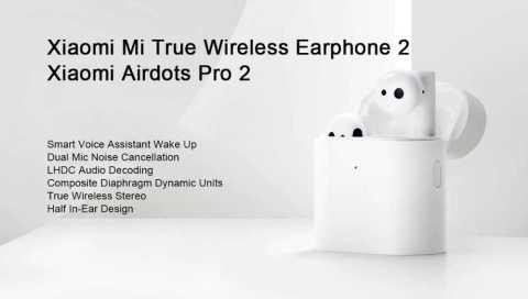 xiaomi airdots pro 2 air 2 bluetooth earphone