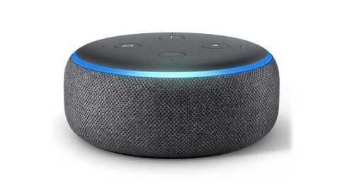Amazon Echo Dot - Amazon Echo Dot Smart speaker [3rd Gen] Amazon Coupon Promo Code