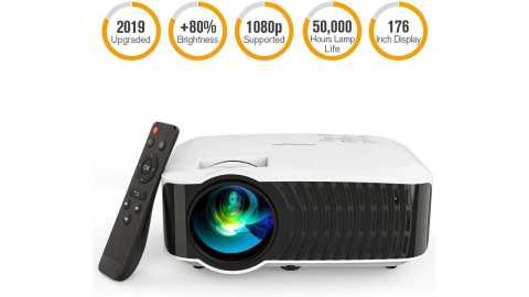 DBPOWER T22 - DBPOWER T22 Video Projector Amazon Coupon Promo Code