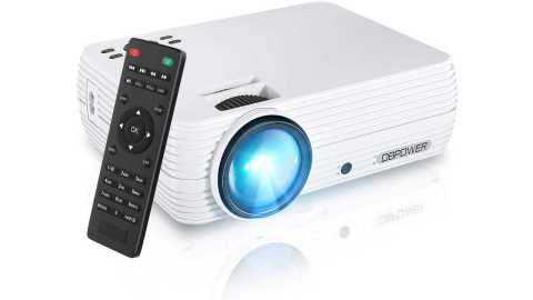 DBPOWER Video Projector - DBPOWER Mini Portable Video Projector Amazon Coupon Promo Code