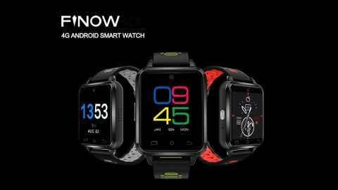 FINOW Q1 Pro Smart Watch Phone Banggood Coupon Promo Code