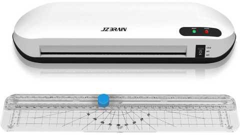 JZBRAIN 9 inch Laminating Machine - JZBRAIN 9 inch Laminator Machine Amazon Coupon Promo Code