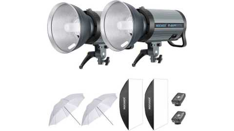 Neewer 1200W Studio Strobe Flash - Neewer Q600N 1200W Studio Strobe Flash Photography Lighting Kit Amazon Coupon Promo Code