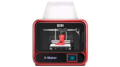 QIDI TECH X Maker - QIDI TECH X Maker 3D Printer Gearbest Coupon Promo Code