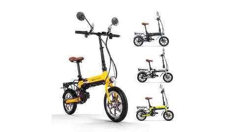 RICH BIT TOP 619 - RICH BIT TOP-619 Folding Electric Bike Banggood Coupon Promo Code [UK Warehouse]