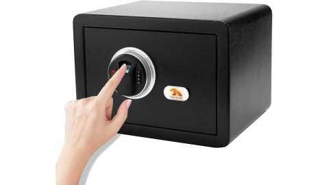 TIGERKING E25FED - TIGERKING E25FED Biometric Safe Box Amazon Coupon Promo Code