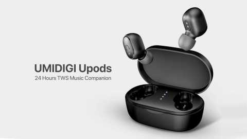 UMIDIGI Upods - UMIDIGI Upods TWS bluetooth 5.0 Earphone Banggood Coupon Promo Code