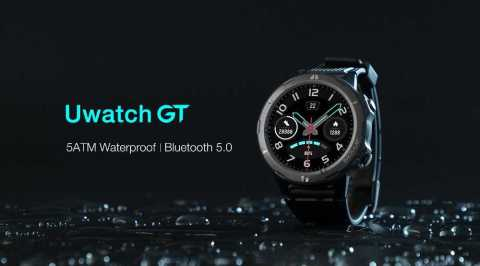 UMIDIGI Uwatch GT - UMIDIGI Uwatch GT Smartwatch Gearbest Coupon Promo Code