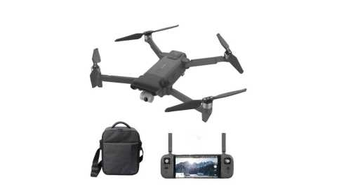 Xiaomi FIMI X8 SE black - Xiaomi FIMI X8 SE RC Drone Banggood Coupon Promo Code [Black] [Battery+Bag] [Spain Warehouse]