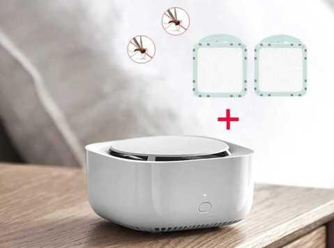 Xiaomi Mijia Mosquito Repellent - Xiaomi Mijia Mosquito Repellent Banggood Coupon Promo Code [2Pcs Replacements] [Smart Version]